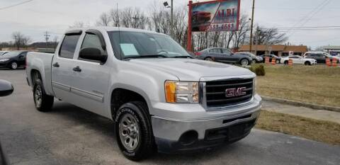 2011 GMC Sierra 1500 for sale at Albi Auto Sales LLC in Louisville KY