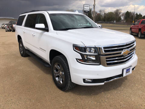 2017 Chevrolet Suburban for sale at Drive Chevrolet Buick Rugby in Rugby ND