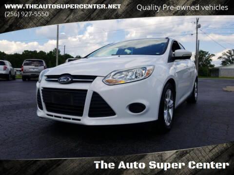 2014 Ford Focus for sale at The Auto Super Center in Centre AL