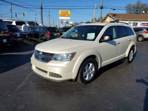 2014 Dodge Journey for sale at Rucker's Auto Sales Inc. in Nashville TN