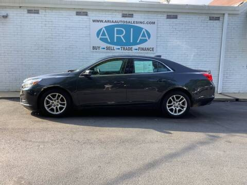 2015 Chevrolet Malibu for sale at ARIA AUTO SALES INC.COM in Raleigh NC