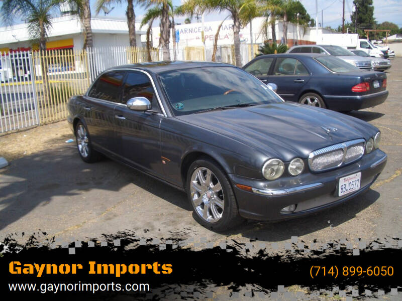 2005 Jaguar XJ-Series for sale at Gaynor Imports in Stanton CA