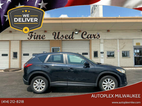 2013 Mazda CX-5 for sale at Autoplexwest in Milwaukee WI