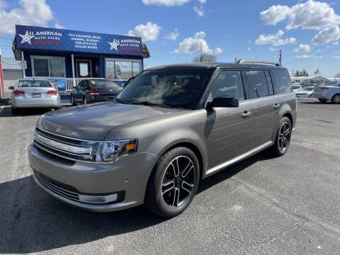 2014 Ford Flex for sale at All American Auto Sales LLC in Nampa ID