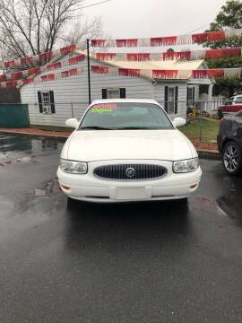 2002 Buick LeSabre for sale at BRIDGEPORT MOTORS in Morganton NC