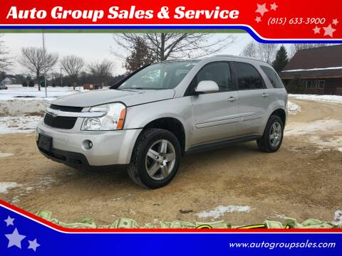 2008 Chevrolet Equinox for sale at Auto Group Sales in Roscoe IL