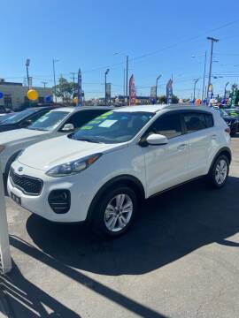 2018 Kia Sportage for sale at LA PLAYITA AUTO SALES INC - 3271 E. Firestone Blvd Lot in South Gate CA