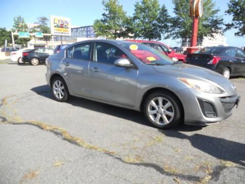 2010 Mazda 323 for sale at LYNN MOTOR SALES in Lynn MA