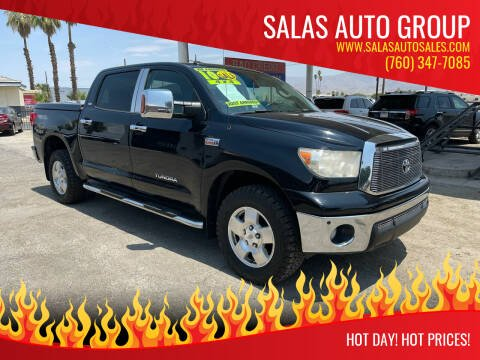 2010 Toyota Tundra for sale at Salas Auto Group in Indio CA
