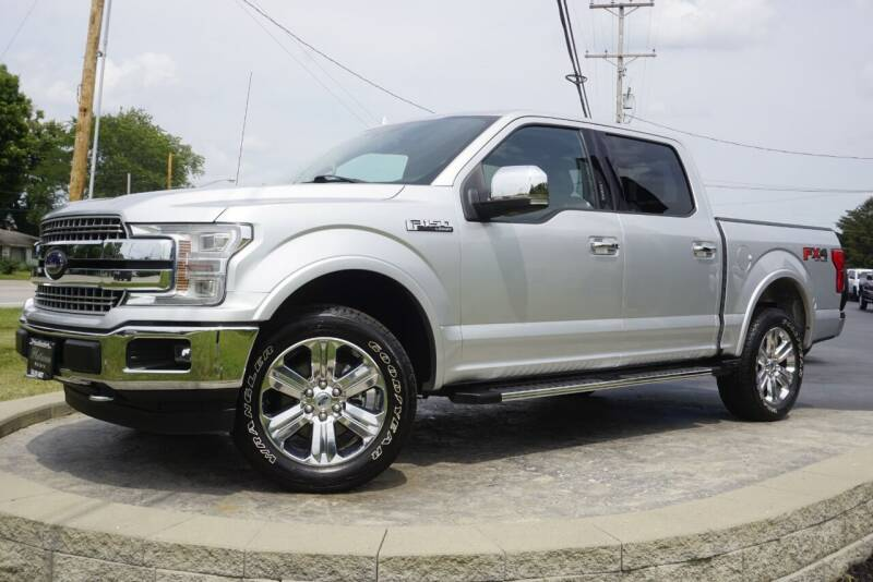 2018 Ford F-150 for sale at Platinum Motors LLC in Heath OH