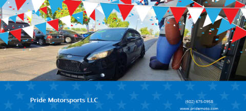 2013 Ford Focus for sale at Pride Motorsports LLC in Phoenix AZ