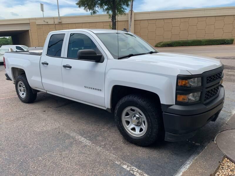 2015 Chevrolet Silverado 1500 for sale at New Start Auto in Richardson TX