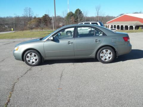 2008 Hyundai Sonata for sale at Rt. 44 Auto Sales in Chardon OH