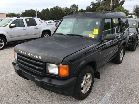 2000 Land Rover Discovery Series II for sale at LUXURY IMPORTS AUTO SALES INC in North Branch MN