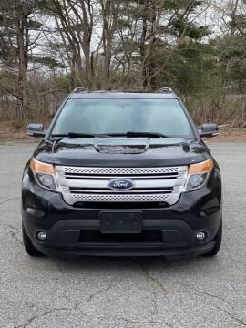 2013 Ford Explorer for sale at Westford Auto Sales in Westford MA