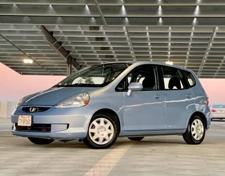 2008 Honda Fit for sale at Car Hero LLC in Santa Clara CA