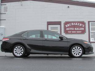 2019 Toyota Camry for sale at Brubakers Auto Sales in Myerstown PA