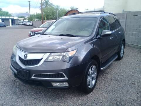 2011 Acura MDX for sale at 1ST AUTO & MARINE in Apache Junction AZ