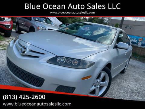 2007 Mazda MAZDA6 for sale at Blue Ocean Auto Sales LLC in Tampa FL