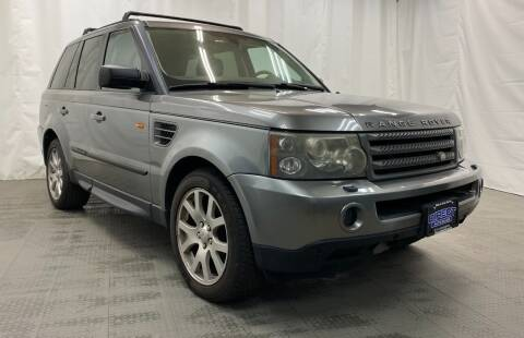 2007 Land Rover Range Rover Sport for sale at Direct Auto Sales in Philadelphia PA