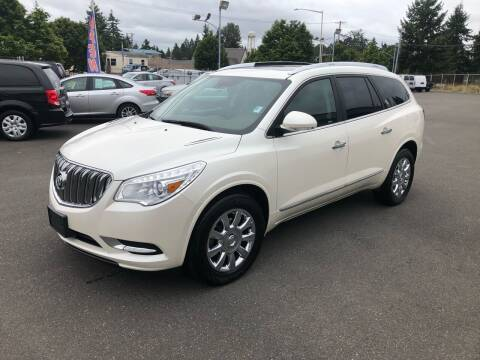 2014 Buick Enclave for sale at Vista Auto Sales in Lakewood WA