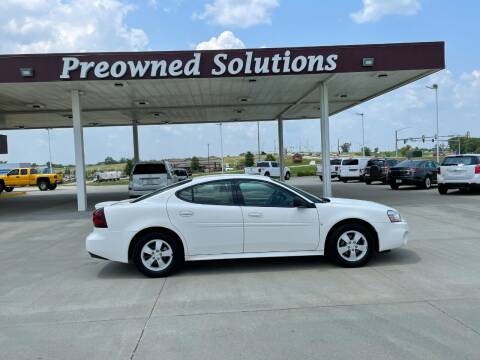 2006 Pontiac Grand Prix for sale at Preowned Solutions in Urbandale IA