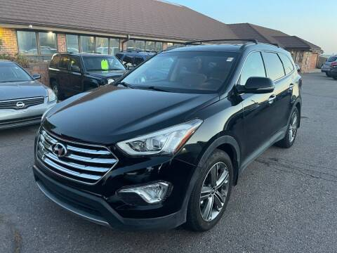 2015 Hyundai Santa Fe for sale at STATEWIDE AUTOMOTIVE LLC in Englewood CO