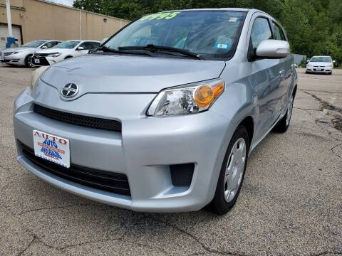 2010 Scion xD for sale at Auto Wholesalers Of Hooksett in Hooksett NH