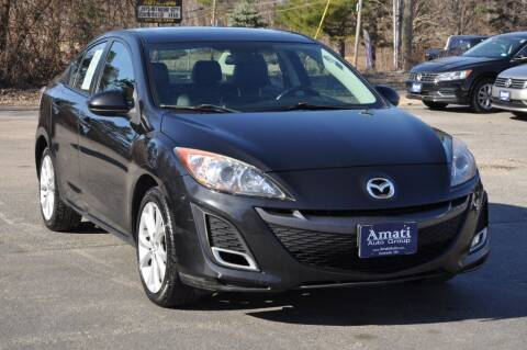 2011 Mazda MAZDA3 for sale at Amati Auto Group in Hooksett NH