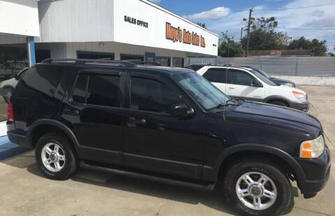 2003 Ford Explorer for sale at Moye's Auto Sales Inc. in Leesburg FL