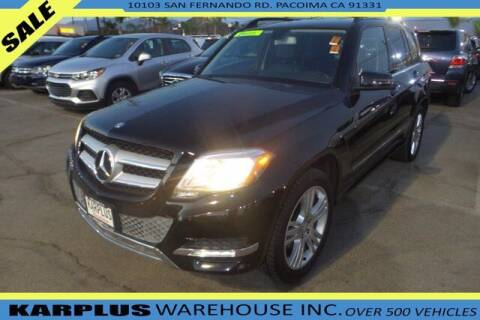2013 Mercedes-Benz GLK for sale at Karplus Warehouse in Pacoima CA