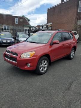 2010 Toyota RAV4 for sale at Key & V Auto Sales in Philadelphia PA