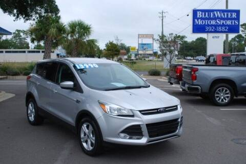 2015 Ford Escape for sale at BlueWater MotorSports in Wilmington NC
