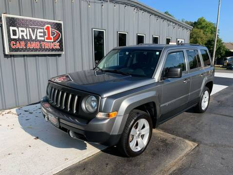 2012 Jeep Patriot for sale at Drive 1 Car & Truck in Springfield OH