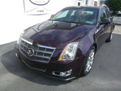 2009 Cadillac CTS for sale at VICTORY AUTO in Lewistown PA