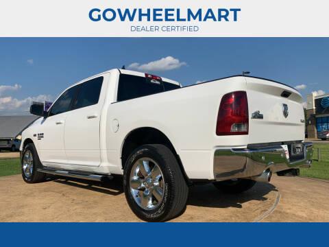 2019 RAM Ram Pickup 1500 Classic for sale at GOWHEELMART in Leesville LA