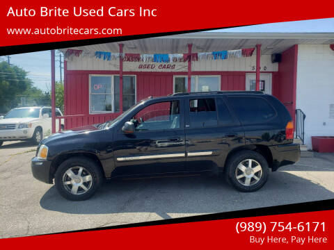 2005 GMC Envoy for sale at Auto Brite Used Cars Inc in Saginaw MI