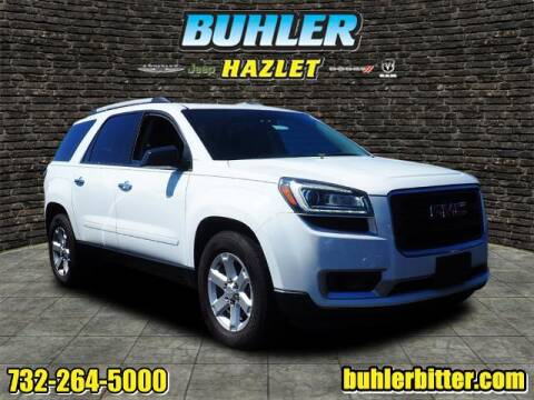 2016 GMC Acadia for sale at Buhler and Bitter Chrysler Jeep in Hazlet NJ