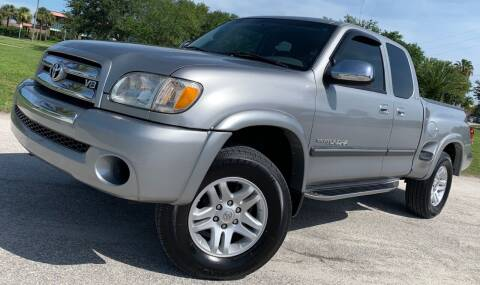 2003 Toyota Tundra for sale at PennSpeed in New Smyrna Beach FL
