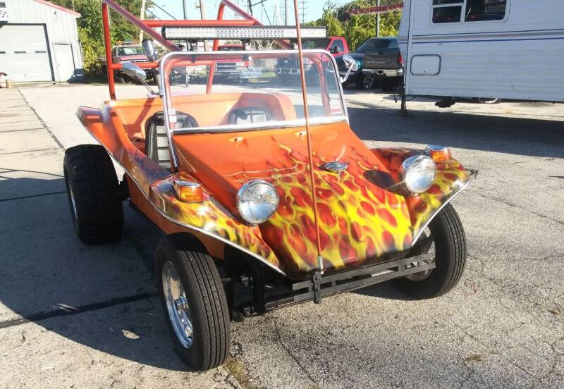 1976 VW Dune Buggy for sale at Wicked Motorsports in Muskegon MI