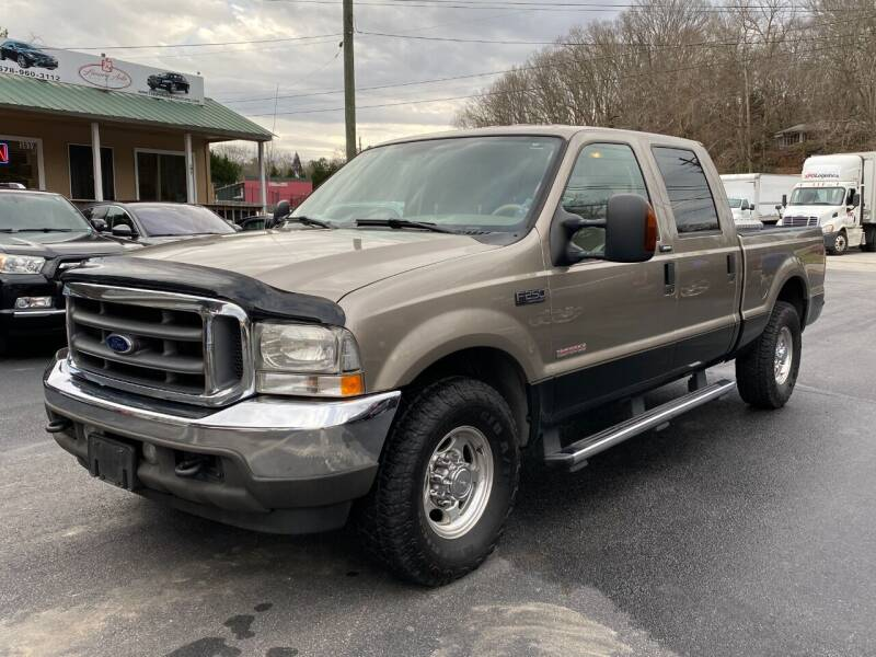 2004 Ford F-250 Super Duty for sale at Luxury Auto Innovations in Flowery Branch GA