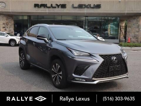 2018 Lexus NX 300 for sale at RALLYE LEXUS in Glen Cove NY