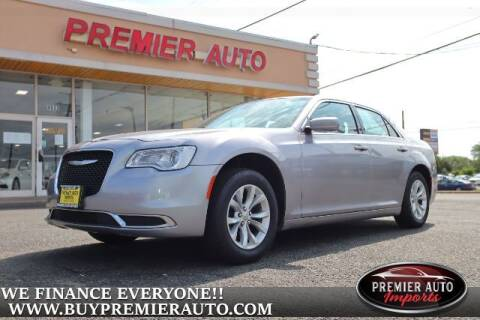 2016 Chrysler 300 for sale at PREMIER AUTO IMPORTS - Temple Hills Location in Temple Hills MD