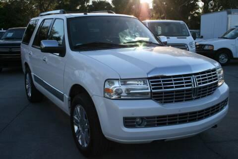 2011 Lincoln Navigator for sale at Mike's Trucks & Cars in Port Orange FL