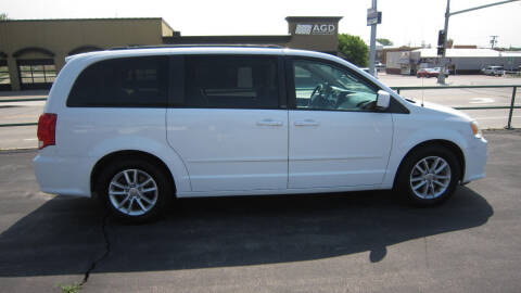 2014 Dodge Grand Caravan for sale at Auto Shoppe in Mitchell SD