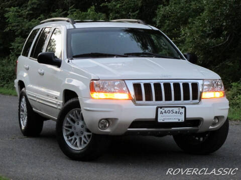 2004 Jeep Grand Cherokee for sale at Isuzu Classic in Cream Ridge NJ