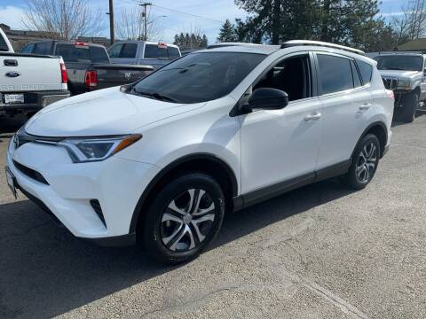 2016 Toyota RAV4 for sale at South Commercial Auto Sales in Salem OR
