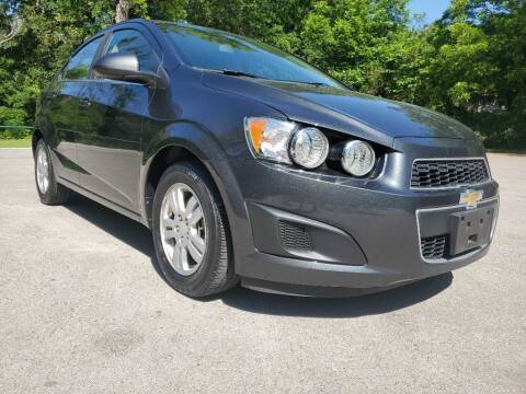 2016 Chevrolet Sonic for sale at Thornhill Motor Company in Lake Worth TX
