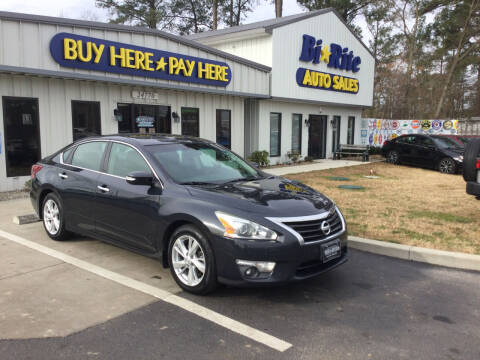 2013 Nissan Altima for sale at Bi Rite Auto Sales in Seaford DE