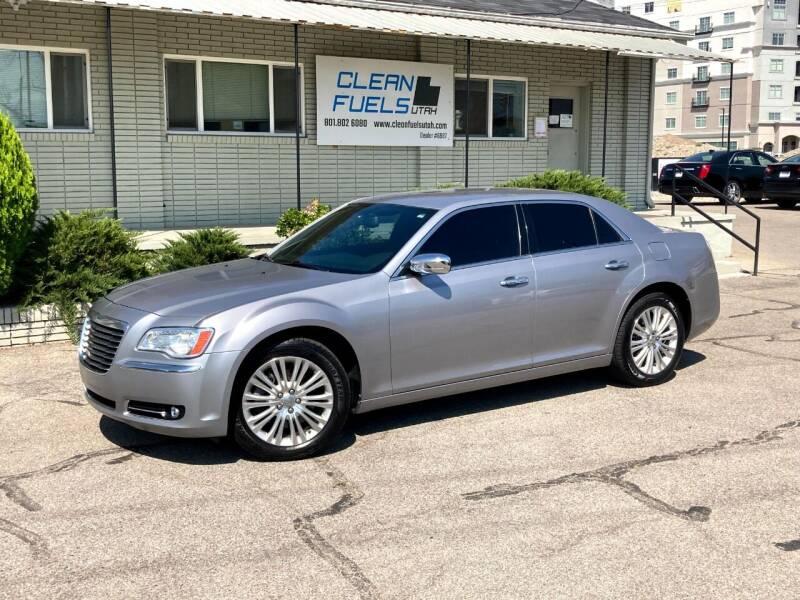 2014 Chrysler 300 for sale at Clean Fuels Utah in Orem UT